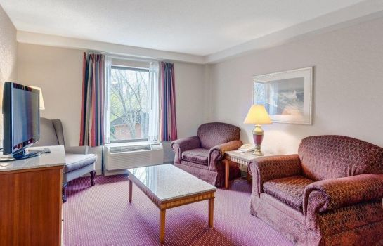 Zimmer BEST WESTERN PLUS PORTSMOUTH H