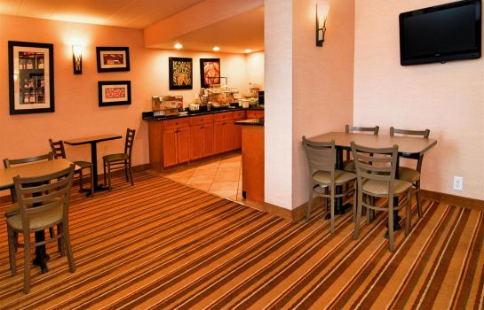 Restaurant Best Western Atlantic City Hotel