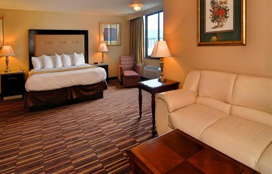 Zimmer Best Western Atlantic City Hotel