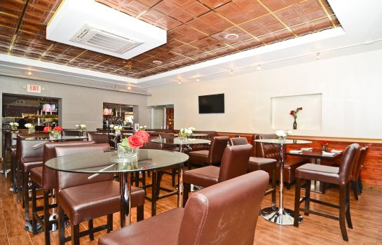 Restaurant BEST WESTERN GARDEN EXECUTIVE HOTEL