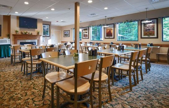Restaurant BEST WESTERN OF LAKE GEORGE