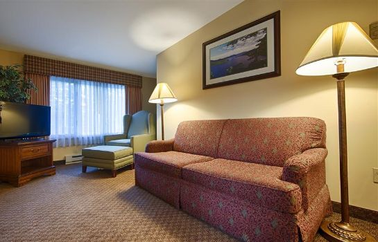 Suite BEST WESTERN OF LAKE GEORGE