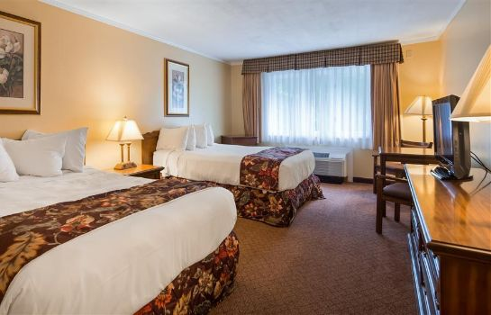 Zimmer BEST WESTERN OF LAKE GEORGE