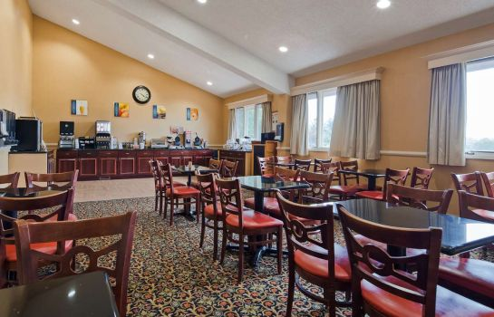 Restaurant BEST WESTERN UNIVERSITY INN