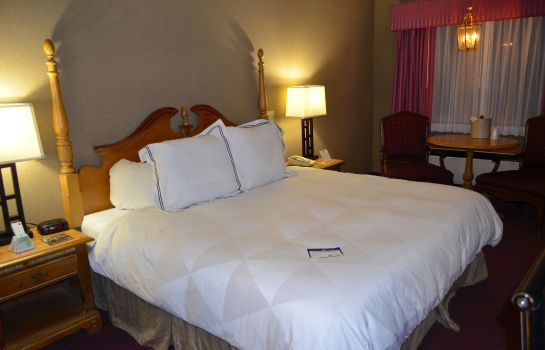 Zimmer BEST WESTERN UNIVERSITY INN