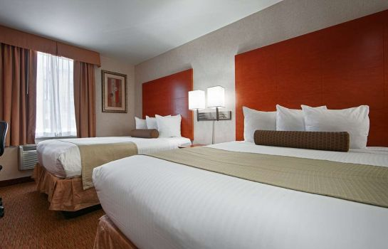 Chambre BEST WESTERN JFK AIRPORT HOTEL