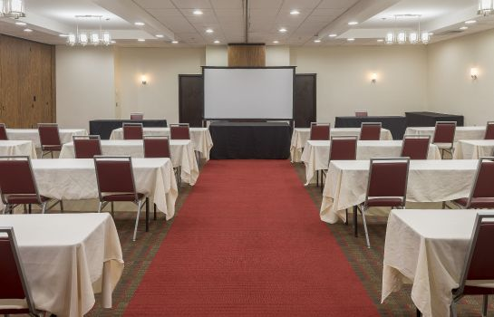 Sala congressi Four Points by Sheraton Asheville Downtown