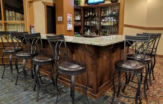 Hotel bar Best Western Wooster Hotel & Conference Center