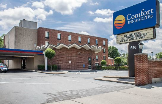 Exterior view Comfort Inn & Suites Downtown
