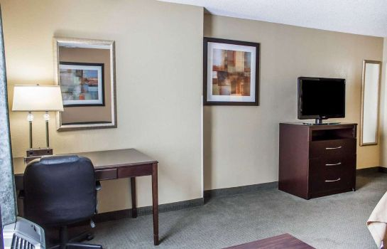 Suite Comfort Inn & Suites Downtown