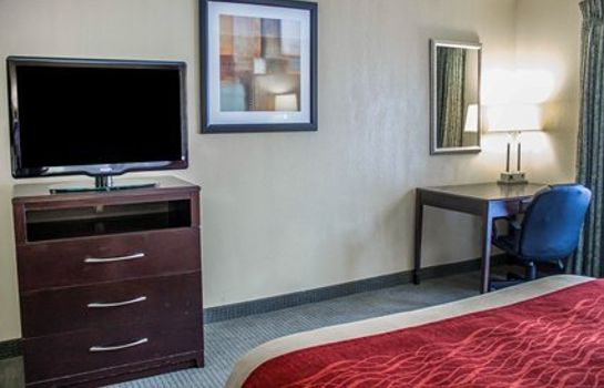 Zimmer Comfort Inn & Suites Downtown