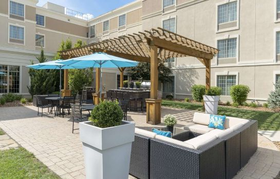 Vista esterna Homewood Suites by Hilton Columbus-Polaris OH