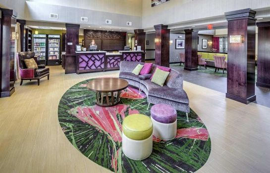 Hotelhalle Homewood Suites by Hilton Columbus-Polaris OH