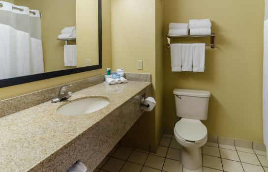 Zimmer Holiday Inn Express and Suites Vinita