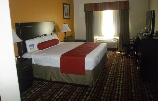Zimmer BEST WESTERN GREENTREE INN