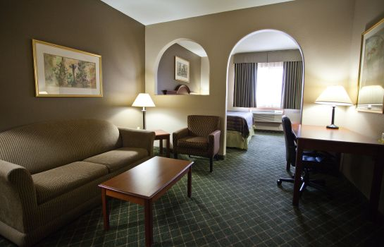Zimmer BW PLUS TULSA INN AND SUITES