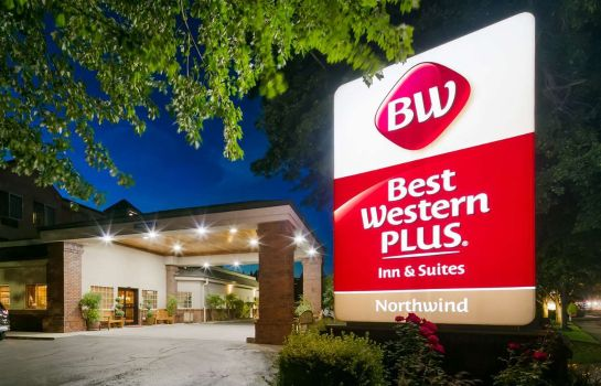 Exterior view BEST WESTERN PLUS NORTHWIND