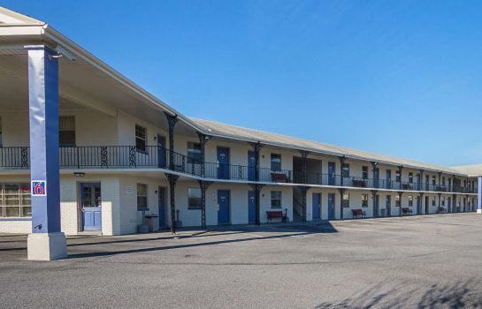 Exterior view Motel 6 Mechanicsburg - Harrisburg West