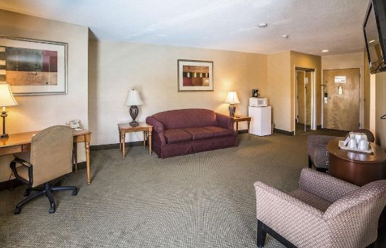 Standard room Mainstay Hotel & Conference Center