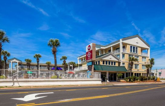 Vista exterior Best Western Plus Grand Strand Inn & Suites