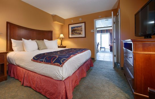 Habitación Best Western Plus Grand Strand Inn & Suites