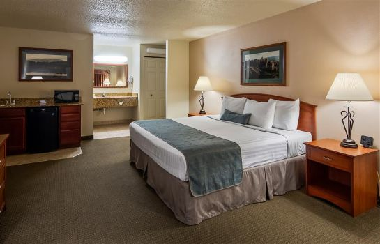 Suite Best Western Buffalo Ridge Inn