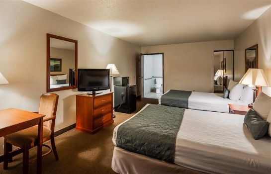 Zimmer Best Western Buffalo Ridge Inn