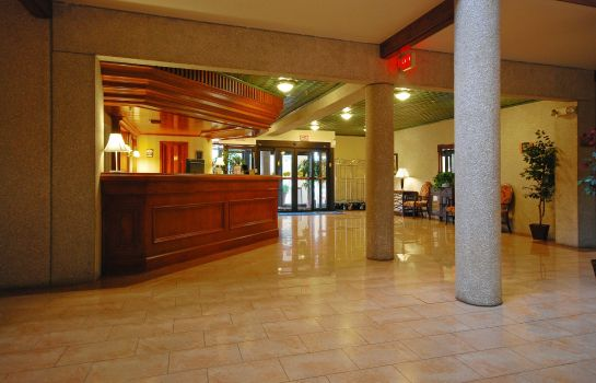 Hotelhalle Quality Inn and Suites Austin North