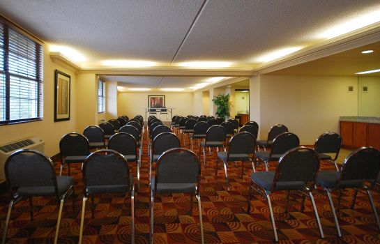 Tagungsraum Quality Inn and Suites Austin North