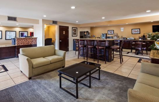 Hall BEST WESTERN SUNLAND PARK INN