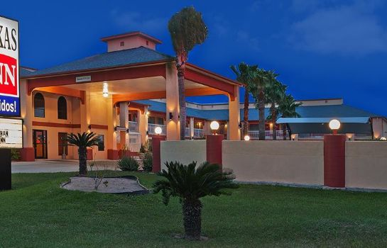Außenansicht TEXAS INN AND SUITES - RAYMONDVILLE