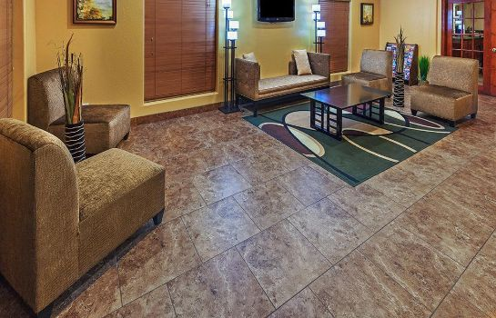 Hotelhalle TEXAS INN AND SUITES - RAYMONDVILLE