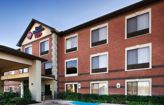 Exterior view BEST WESTERN PLUS DFW AIRPORT