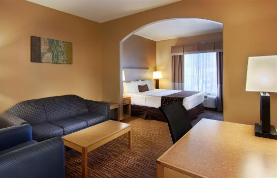 Zimmer BEST WESTERN PLUS DFW AIRPORT