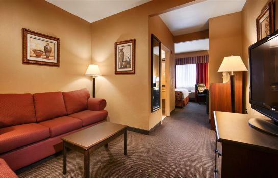 Suite BEST WESTERN PLUS INTERCONTINE