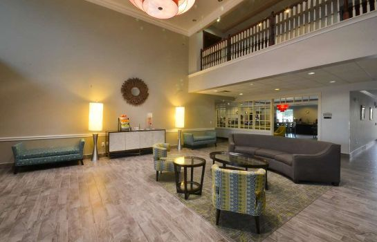 Hall BEST WESTERN GALLERIA INN STS