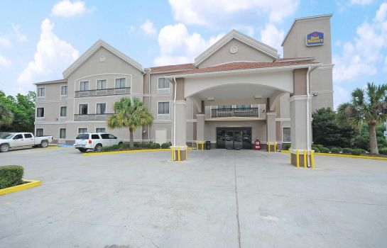 Exterior view BAYMONT SUITES CLUTE