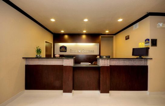 Lobby BAYMONT SUITES CLUTE