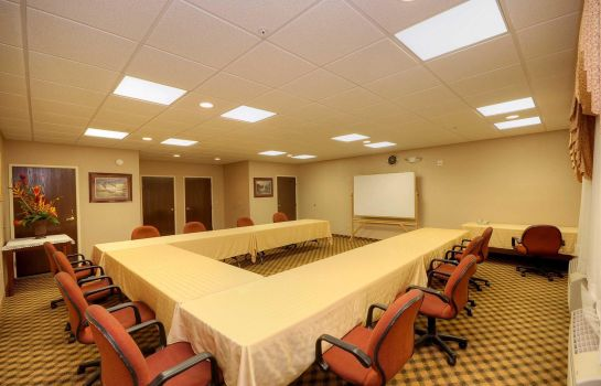 Conference room BAYMONT INN & SUITES CLUTE