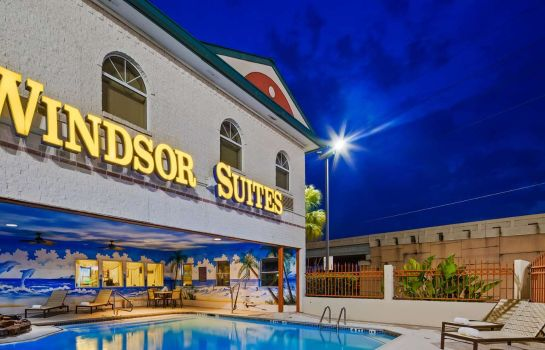 Vista esterna BEST WESTERN WINDSOR SUITES