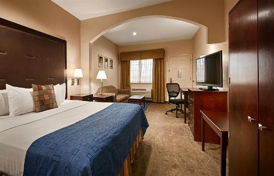 Camera BEST WESTERN WINDSOR SUITES