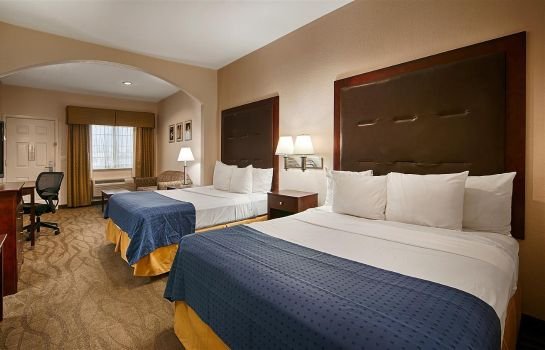 Chambre BEST WESTERN WINDSOR SUITES