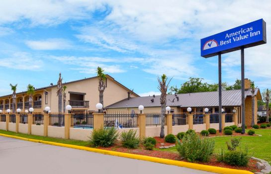 Außenansicht Americas Best Value Inn West Columbia
