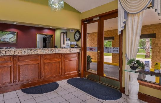 Reception Americas Best Value Inn West Columbia