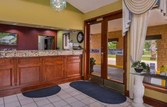 Hotelhalle Americas Best Value Inn West Columbia