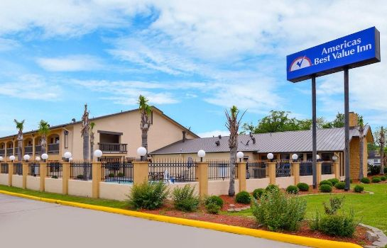Information Americas Best Value Inn West Columbia