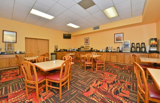 Restaurant BEST WESTERN RED HILLS