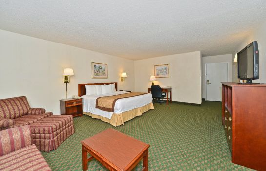 Zimmer BEST WESTERN PLUS GOVERNORS
