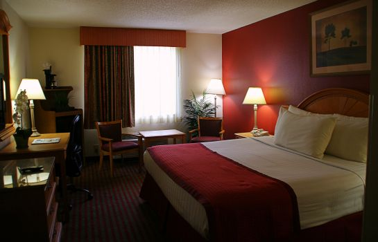 Zimmer BEST WESTERN CENTER INN