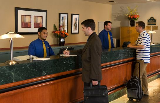 Hotelhalle BEST WESTERN EXECUTIVE INN